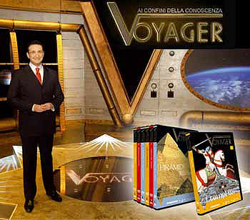 VOYAGER - gli episodi TV in DVD: Click per Info